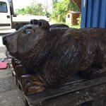 Liegende Bären